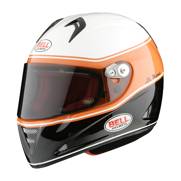 racing helmets garage bell m5x le mans 2011. Black Bedroom Furniture Sets. Home Design Ideas