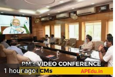 Video Conferencing Highlights with Prime Minister Shri Narendra Modi Chief Ministers of State