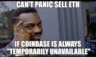 meme coinbase crash