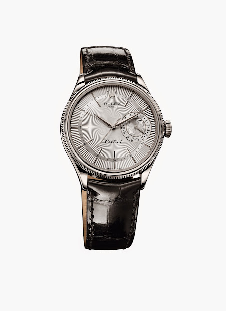 Height Of Horology Rolex - Cellini 2014