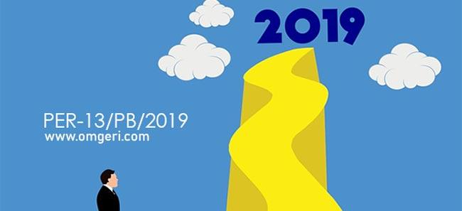 Pedoman Batas Pengajuan SPM, Rekon, LPJ dan Laporan Keuangan Akhir Tahun 2019 Sesuai PER-13/PB/2019
