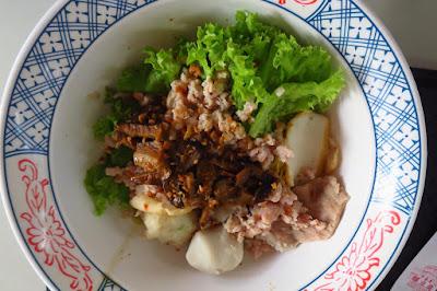 Pin Sheng Teochew Bak Chor Mee (品盛潮州肉脞面), 白