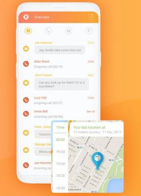 Aplikasi Pelacak Android