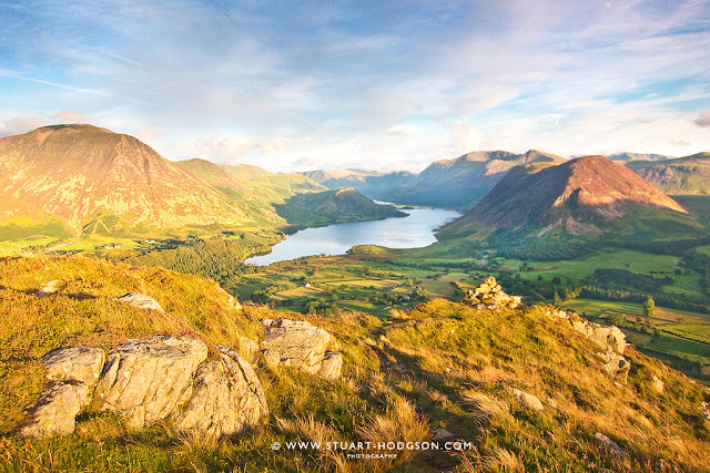 Low Fell Walk, Crummock Water, Buttermere, Loweswater, Best Lake District view
