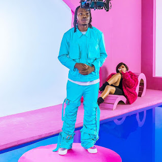 Naira Marley Signs First Female Singer, Torikeeche to Marlian Record label (PHOTOS)