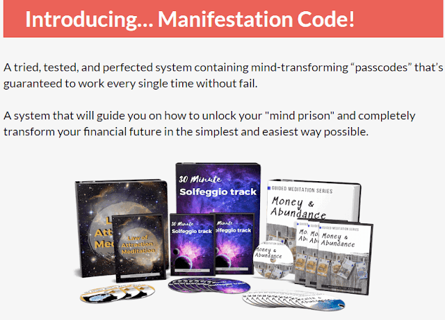 Manifestation Code System reviews SCAM OR LEGIT - Manifestation Code PDF BOOK Audio mp3 DOWNLOAD.