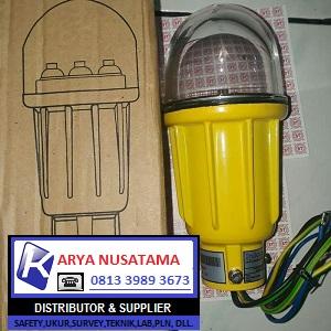 Jual Lampu Tower Gedung Indoleds Kuning di Banyumas