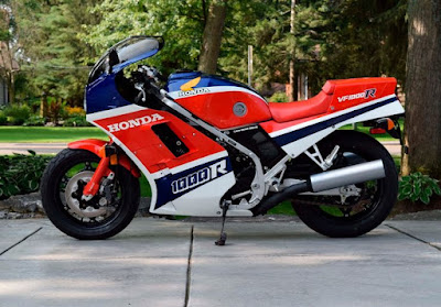 7. Honda VF1000R