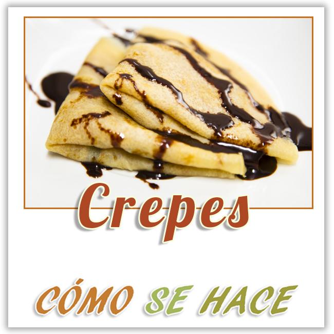 CREPES CASEROS