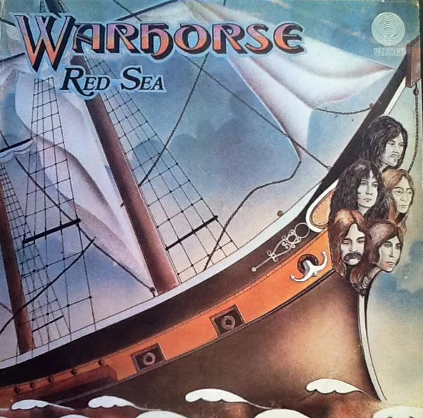 Warhorse - Red Sea (1972, Hard Rock, Rock Progressivo)
