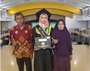 Alhamdulillah, Terima Kasih Muhammadiyah, Kisah Siti Munfarikah Meraih Beasiswa Dokter