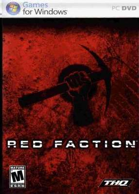 Descargar Red Faction 2001 pc full español mega, mediafire y google drive.