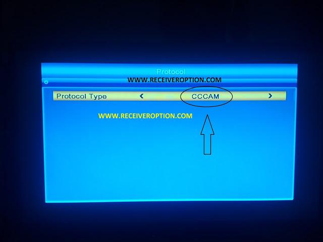 STARWAY SW1070FTA HD RECEIVER CCCAM OPTION