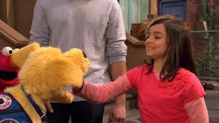 Brandeis, Elmo, Lilliana, Sesame Street Episode 4307 Brandeis Is Looking For A Job