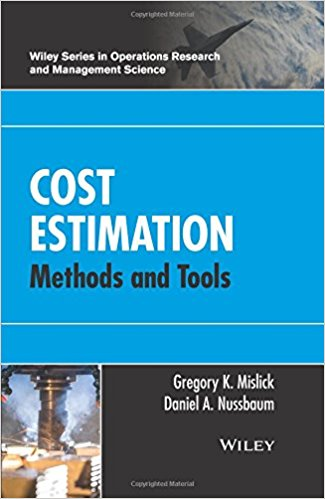 Cost Estimation: Methods and Tools