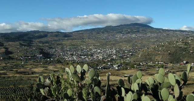 Milpa Alta, Ciudad México