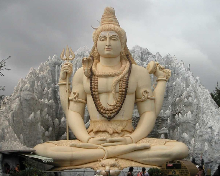 Lord Shiva Large Statue Photos Pictures Images Wallpapers