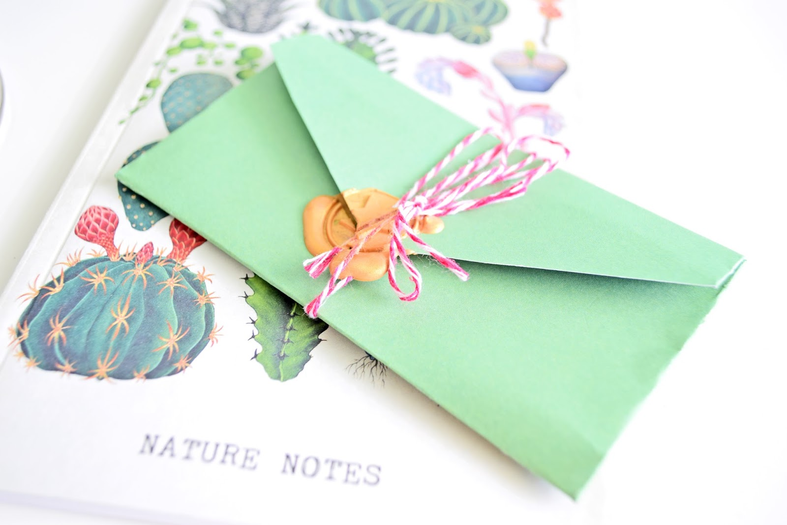 How to make a envelope?