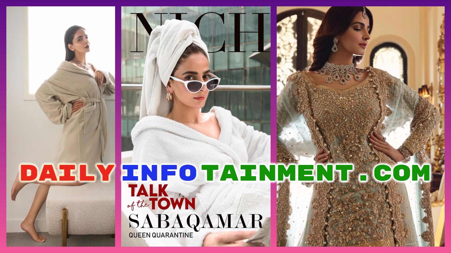 Saba Qamar New Ravishing Pictures
