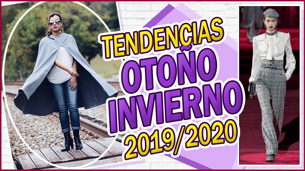 10 TENDENCIAS DE MODA OTOÑO INVIERNO 2019/2020 - QUE TE VAN A ENAMORAR! - mari estilo
