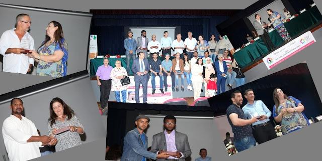 Le Maroc Pluriel en photos lors du  Congrès   «Notre histoire et notre diversité: secrets de notre unité»  à l'occasion de la fête du Trône