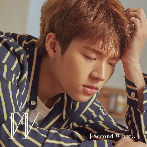 Nam Woo Hyun – 2nd Mini Album 'Second Write..' (FLAC + ITUNES PLUS AAC M4A)