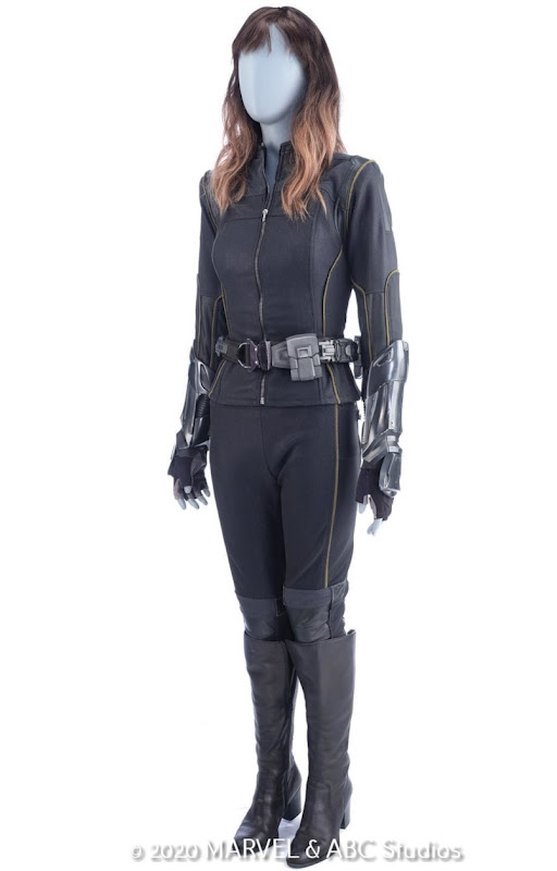 Quake costume Marvels Agents of SHIELD