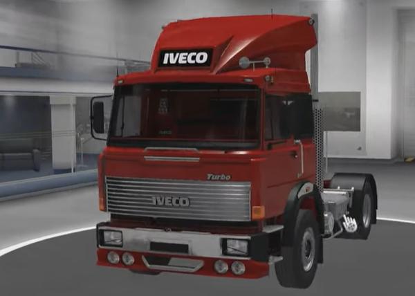 ETS2 1.35 Iveco 190-38 Nostaljik TIR Modu İndir 2019