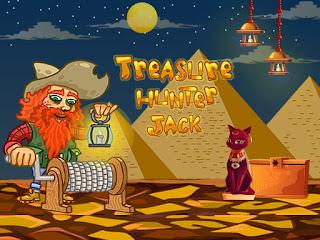 jogo Treasure Hunter Jack grátis