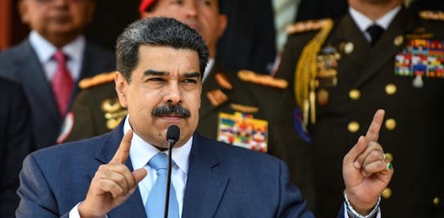 Presiden Maduro Umumkan Penangkapan Seorang Marinir Yang Dicurigai Sebagai Mata-mata AS