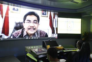 Raih Penghargaan  Media Centre  Diskominfo Indramayu Dengan Pretasi Tembus 970 Berita Per Tahun