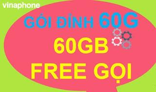 Gói D60G Vinaphone