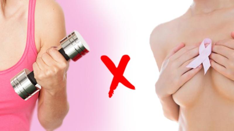 Prática regular de exercícios e alimentação saudável podem evitar o câncer de mama