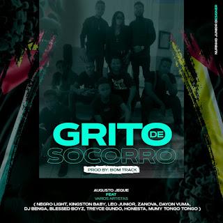 Augusto Jeque - Grito de Socorro (feat. Vários Artistas) ( 2020 ) [DOWNLOAD]
