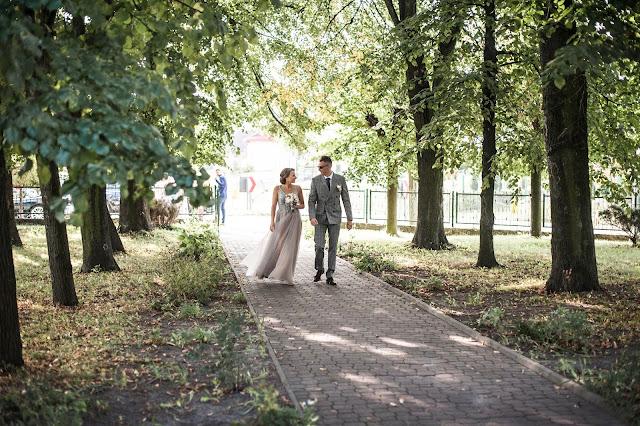 Romantyczny ślub w Hrubieszowie