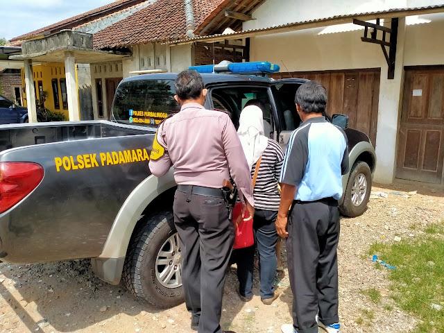 Bisa Pergi Tapi Tidak Bisa Pulang, Nenek Warkem Akhirnya Dijemput Polisi