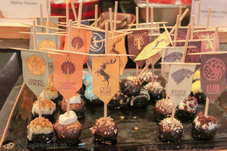 Game of Thrones Desserts - Buddha Bar Manila
