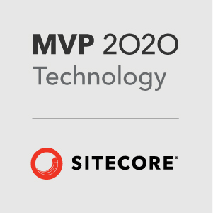 Sitecore® Technology MVP 2020