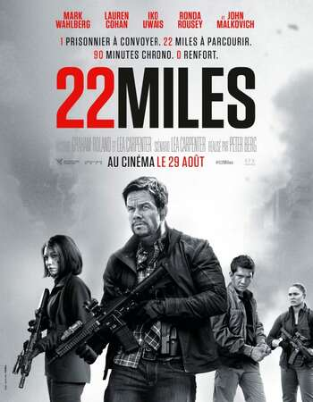 Index of Mile 22 (2018) Download Hollywood full movie in 480p and 720p