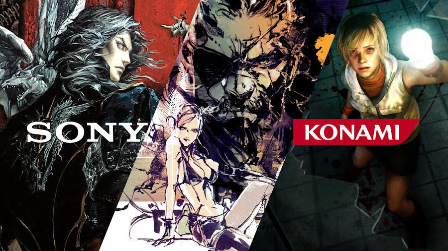 sony entertainment buy castlevania metal gear solid silent hill reboot survival horror konami playstation 5 exclusive