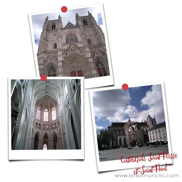 la cathédrale Saint-Pierre-et-Saint-Paul, Nantes, FLE, le FLE en un 'clic'