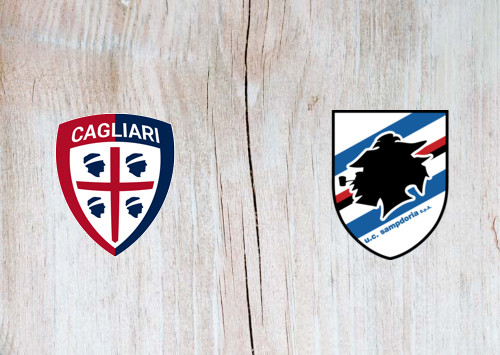Cagliari vs Sampdoria -Highlights 2 December 2019
