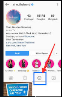 Which L Word Character Are You instagram, Tebak karakter L Word di Instagram