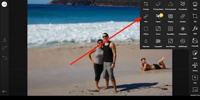Cara Menghilangkan Objek Tanpa Merusak Background di Android