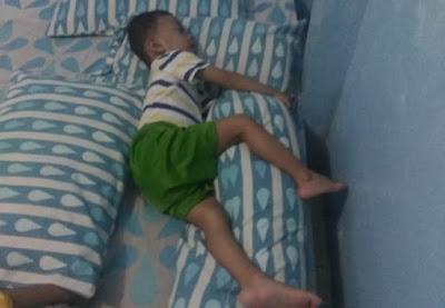 Tidak Telat Bangun Pagi Kewajiban Anak di Rumah