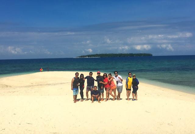 Cuatro Islas Leyte - Digyo Island