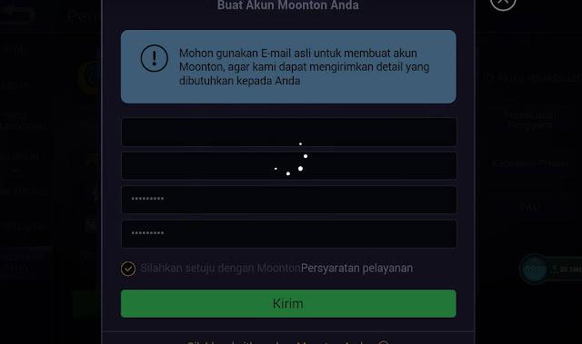gagal daftar akun moonton di ML