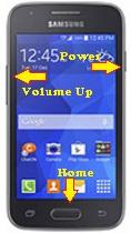 Hard Reset Samsung Galaxy Ace 4
