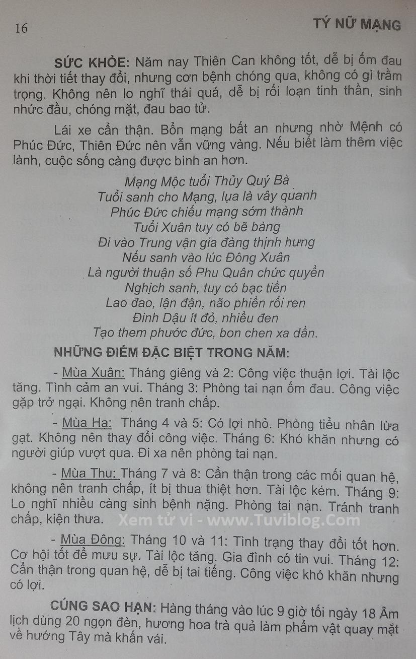Tu vi 2017 Nham Ty