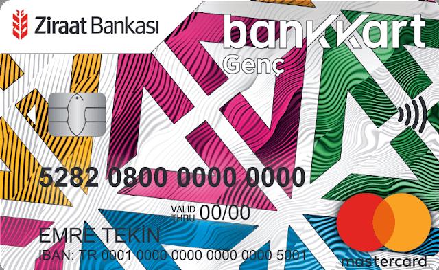 Ziraat Genç Bankkart Nedir? Özellikleri